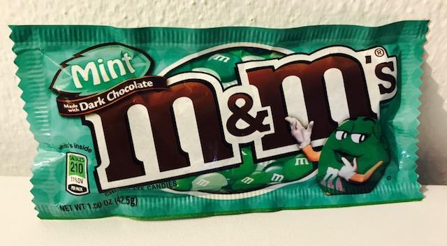 M&M´s Mint