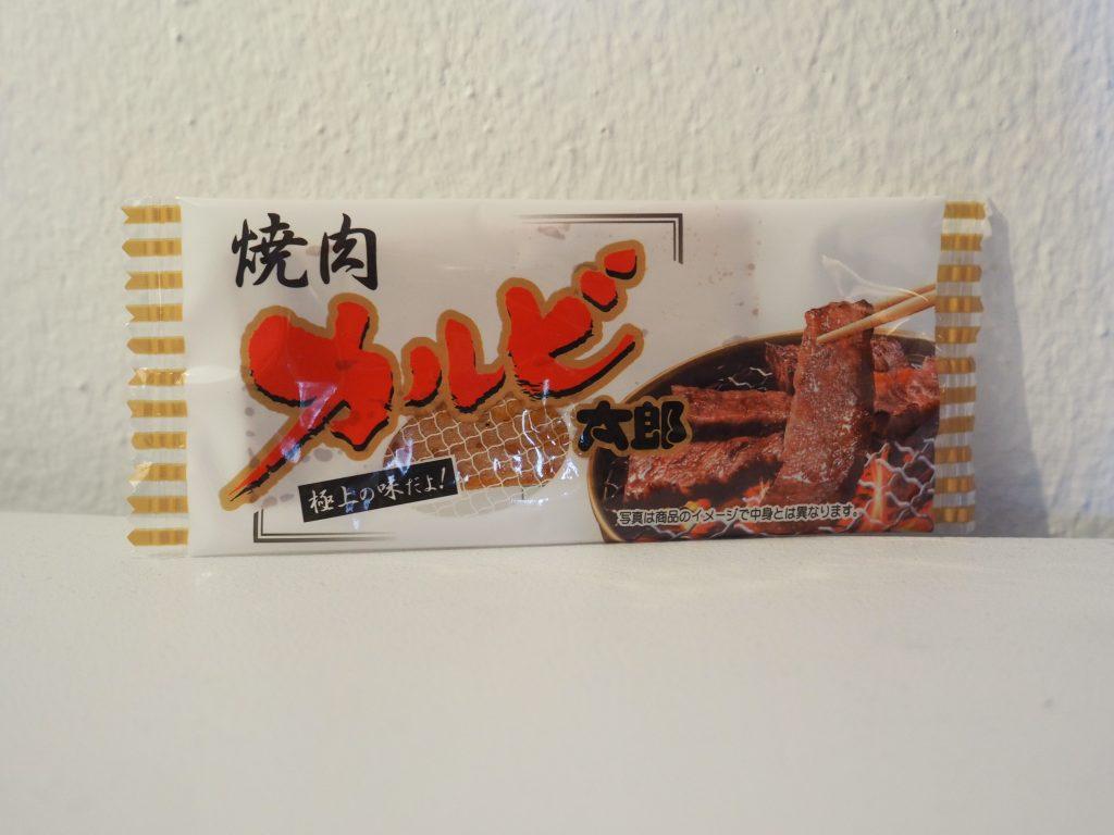 Trockenfleisch-BBQ