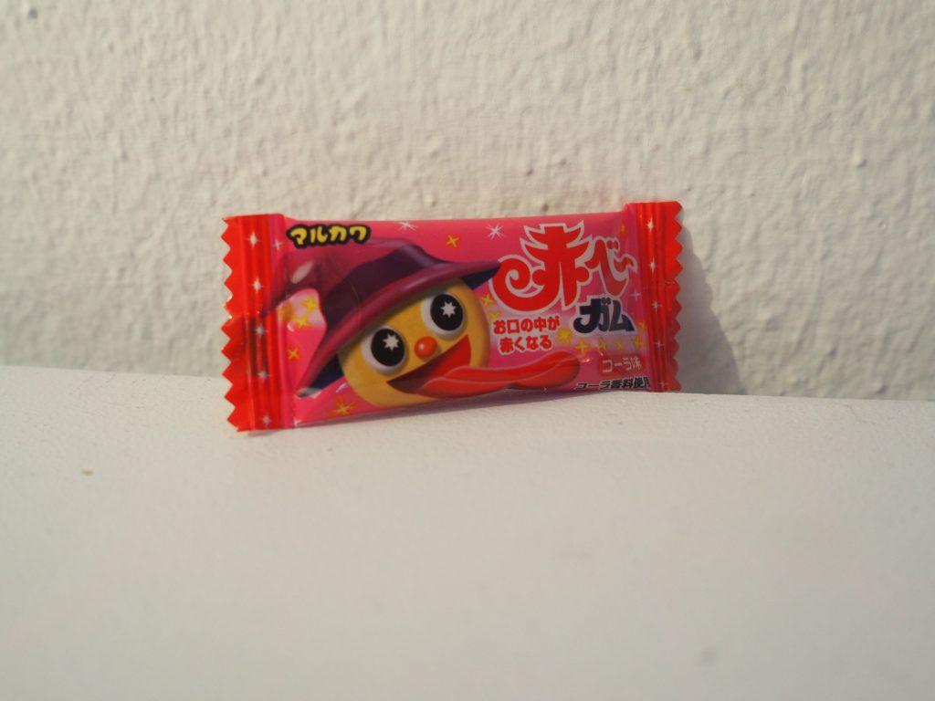 Erdbeer-Kaugummi