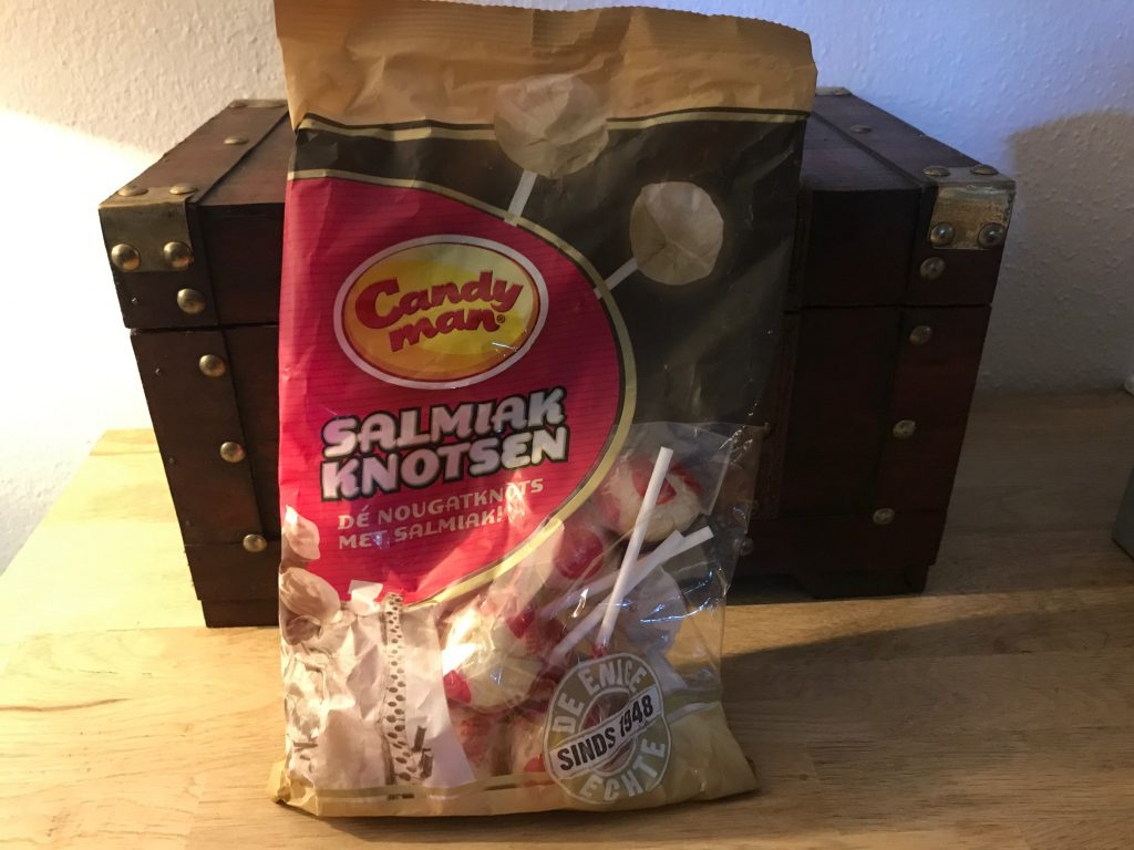 Candyman : Salmiak Knotsen