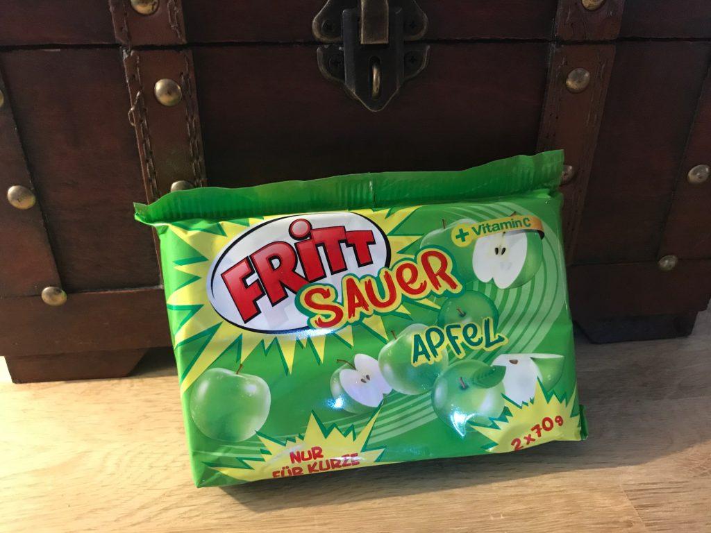 Fritt sauer : Apfel
