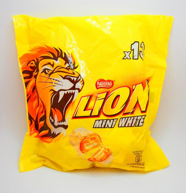 Lion Mini White