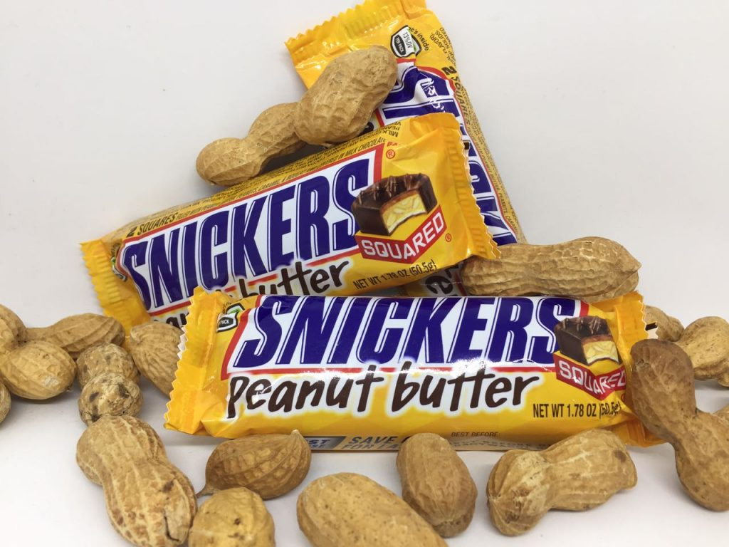 Snickers Peanut Buter