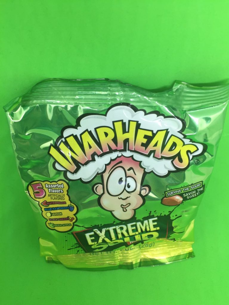 Warheads : Extreme Sour