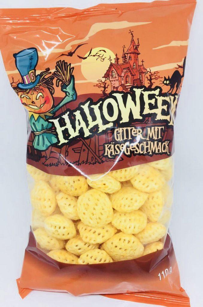 Halloween : Gitter mit Käsegeschmack