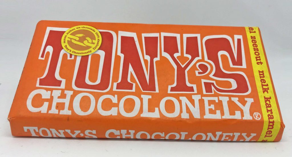 Tony Chocolonely Karamel