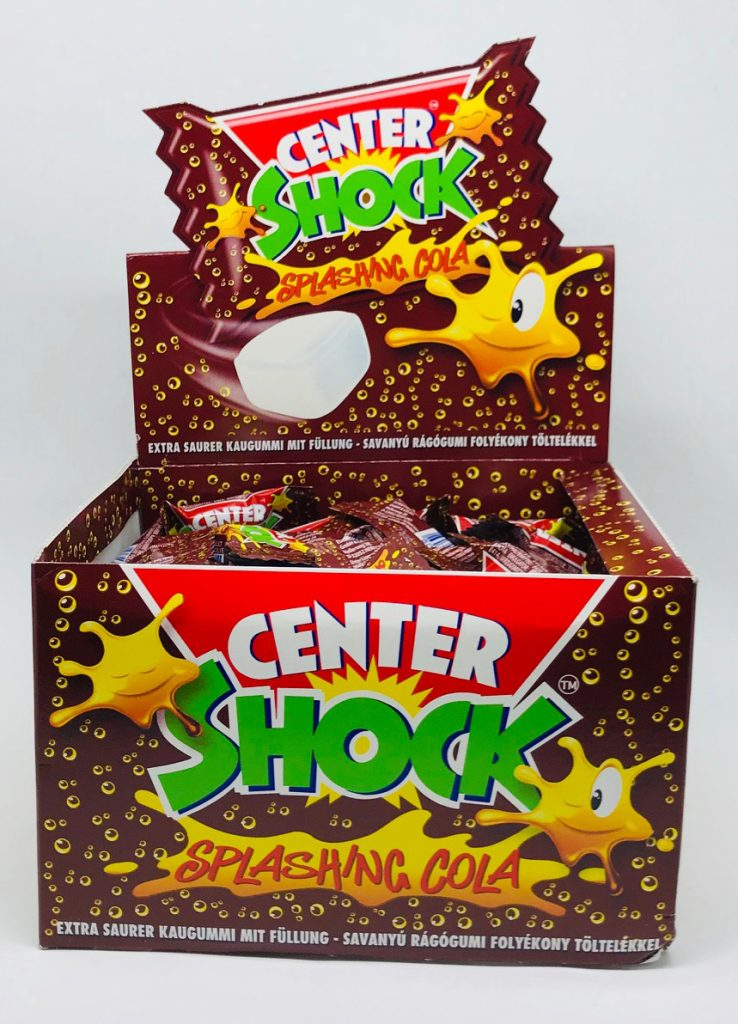 Center Shock: Cola