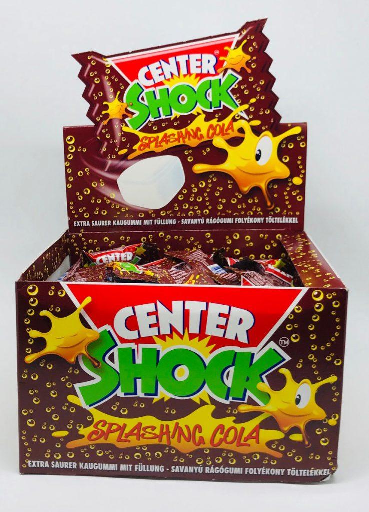 Center Shock: Cola