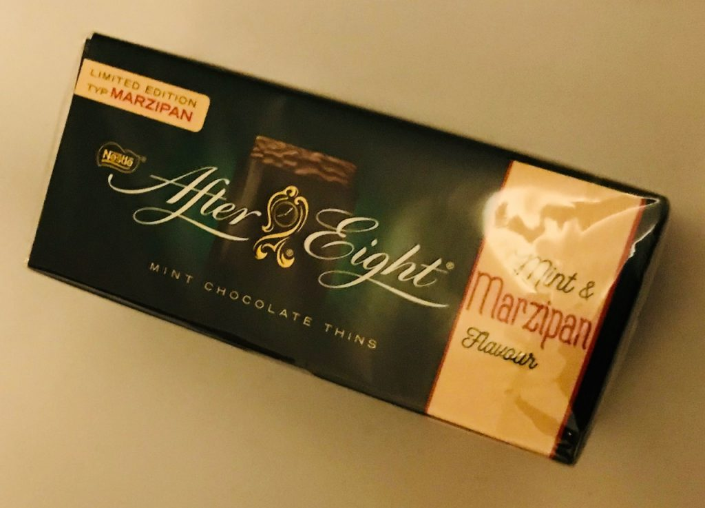 After Eight Limited Edition: Marzipan