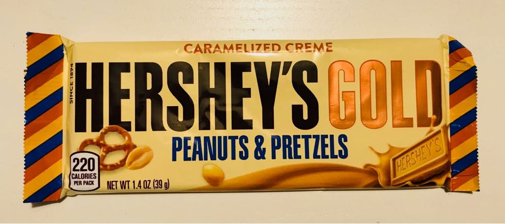 Hershey's Peanuts & Pretzels