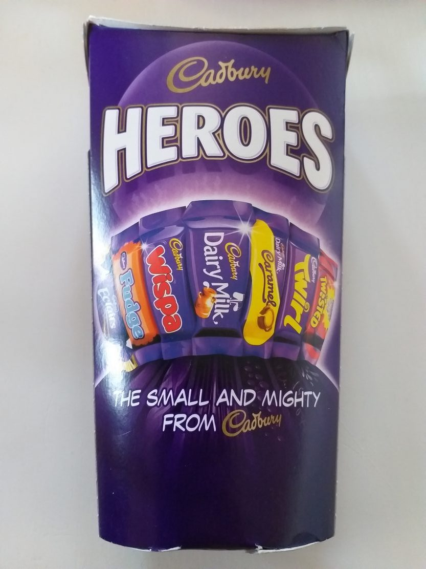 Cadbury´s Heroes