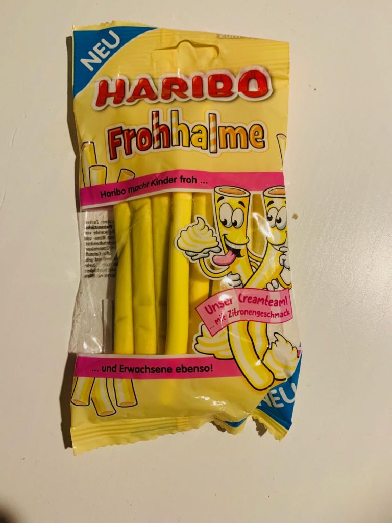 HARIBO Frohhalme